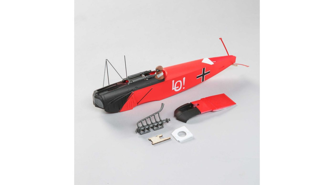 Image for Fuselage Set with Dummy Engine: Fokker D-VII Micro EP from HorizonHobby