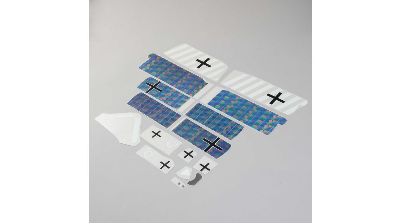 Image for Decal Set: Fokker D-VII Micro EP from HorizonHobby