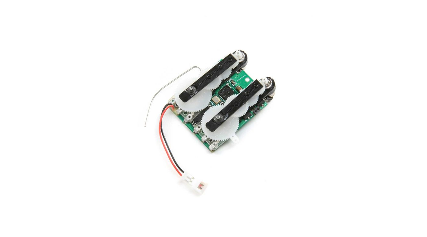 Image for 3-in-1 2.4G Micro Receiver: Flyzone Micro from HorizonHobby