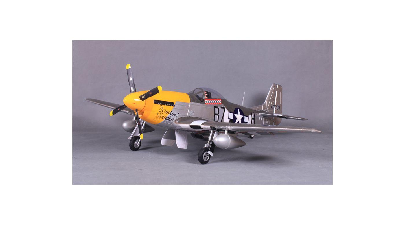 Image for P-51D V8 Ferocious Frankie PNP, 1450mm from HorizonHobby