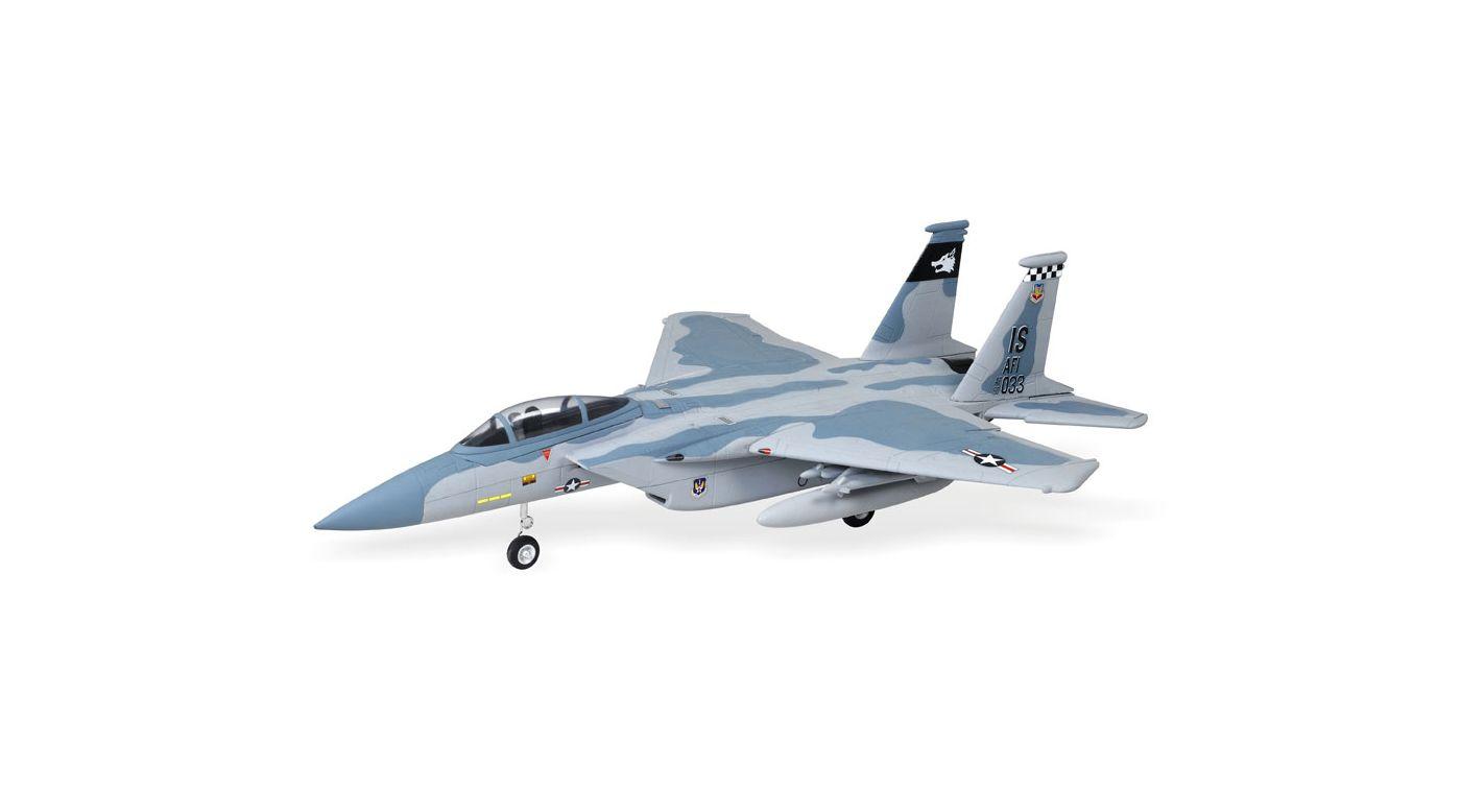 Image for F-15 Sky Camo PNP, 64mm Fan from HorizonHobby
