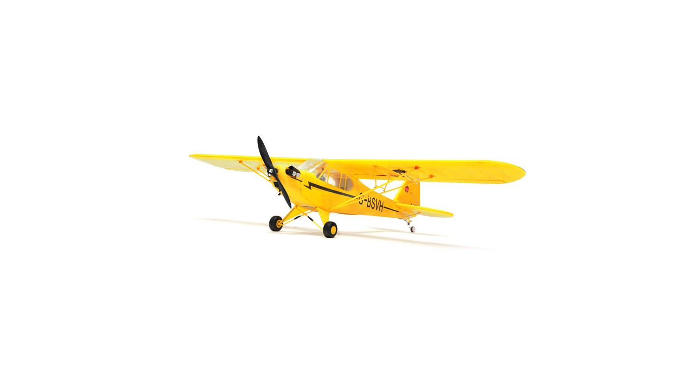 Image for Piper J-3 Cub V2 PNP, 1100mm from HorizonHobby