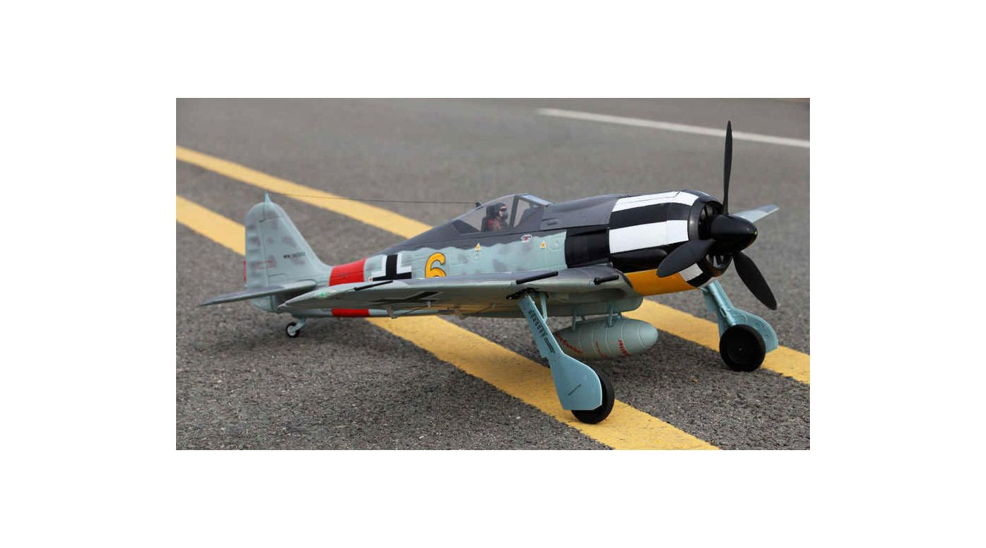 Image for FW190-Y6 1400mm, PNP from HorizonHobby