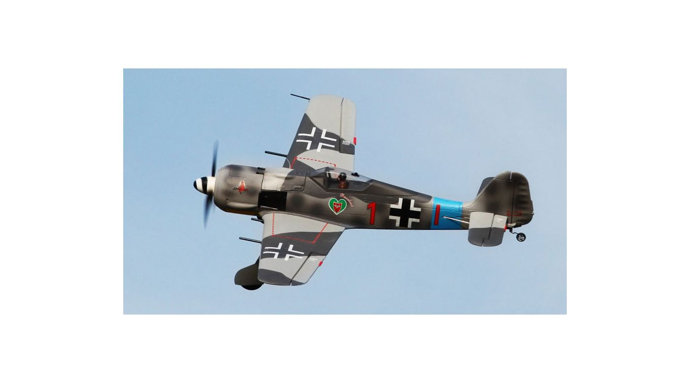 Image for FW190 V2 RTF, 800mm from HorizonHobby