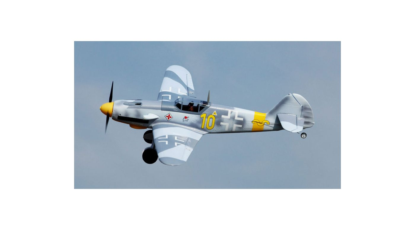 Image for BF109F V2 PNP, 800mm from HorizonHobby