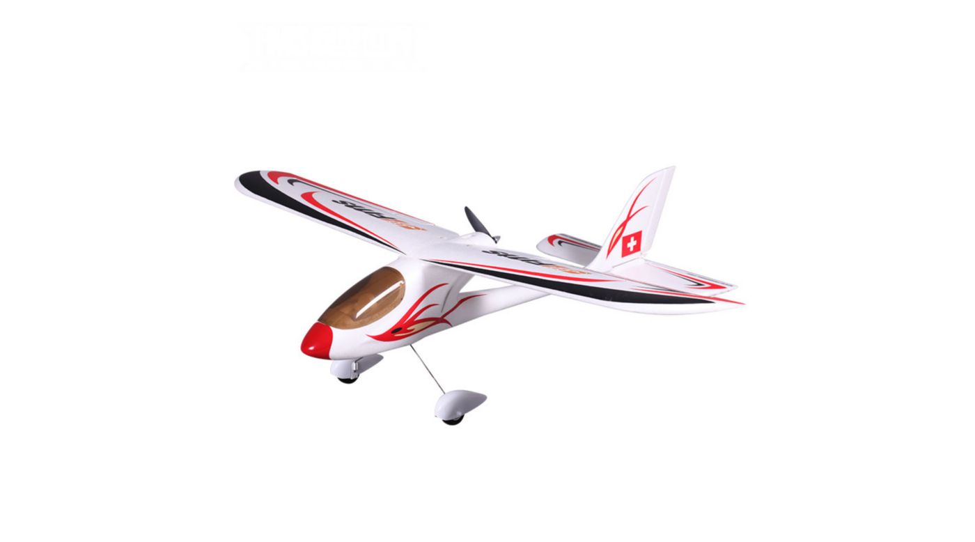 Image for Red Dragonfly RTF, 900mm from HorizonHobby