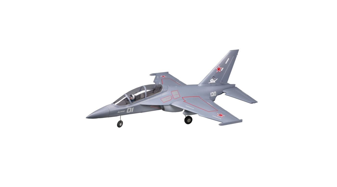 Image for Yak 130 Jet PNP, 70mm: Gray from HorizonHobby