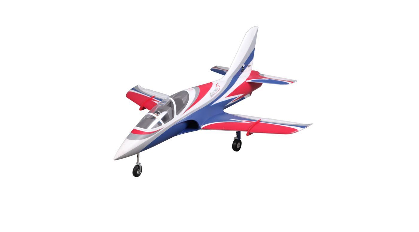 Image for Avanti 70mm EDF Jet PNP, Blue from HorizonHobby