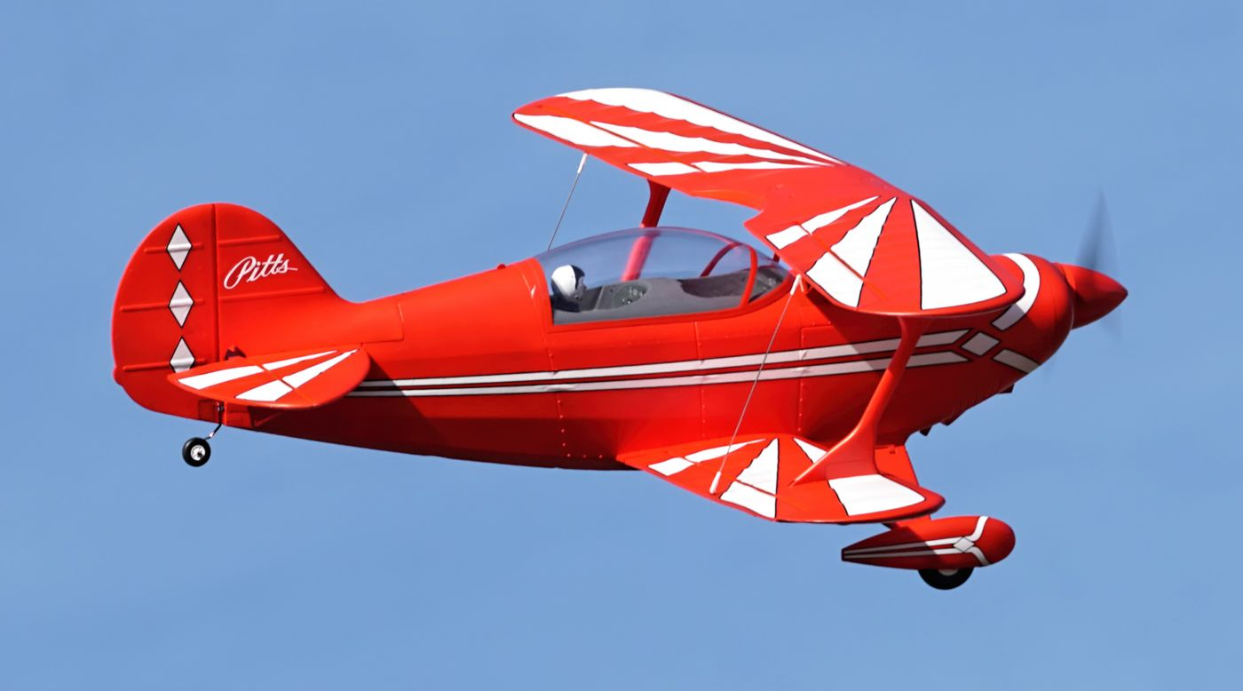Image for Pitts 1400mm V2 PNP from HorizonHobby