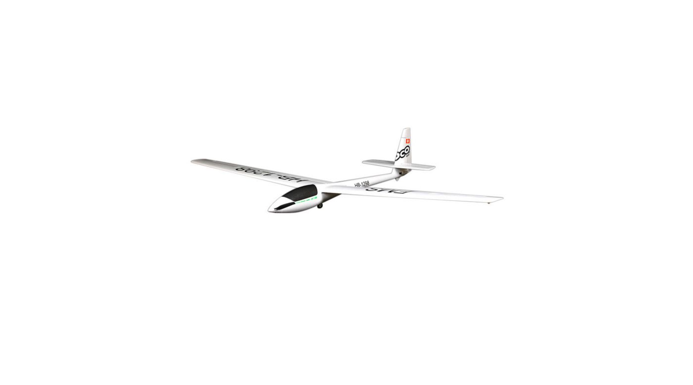 Image for ASW-17 EP Glider PNP, 2500mm from HorizonHobby