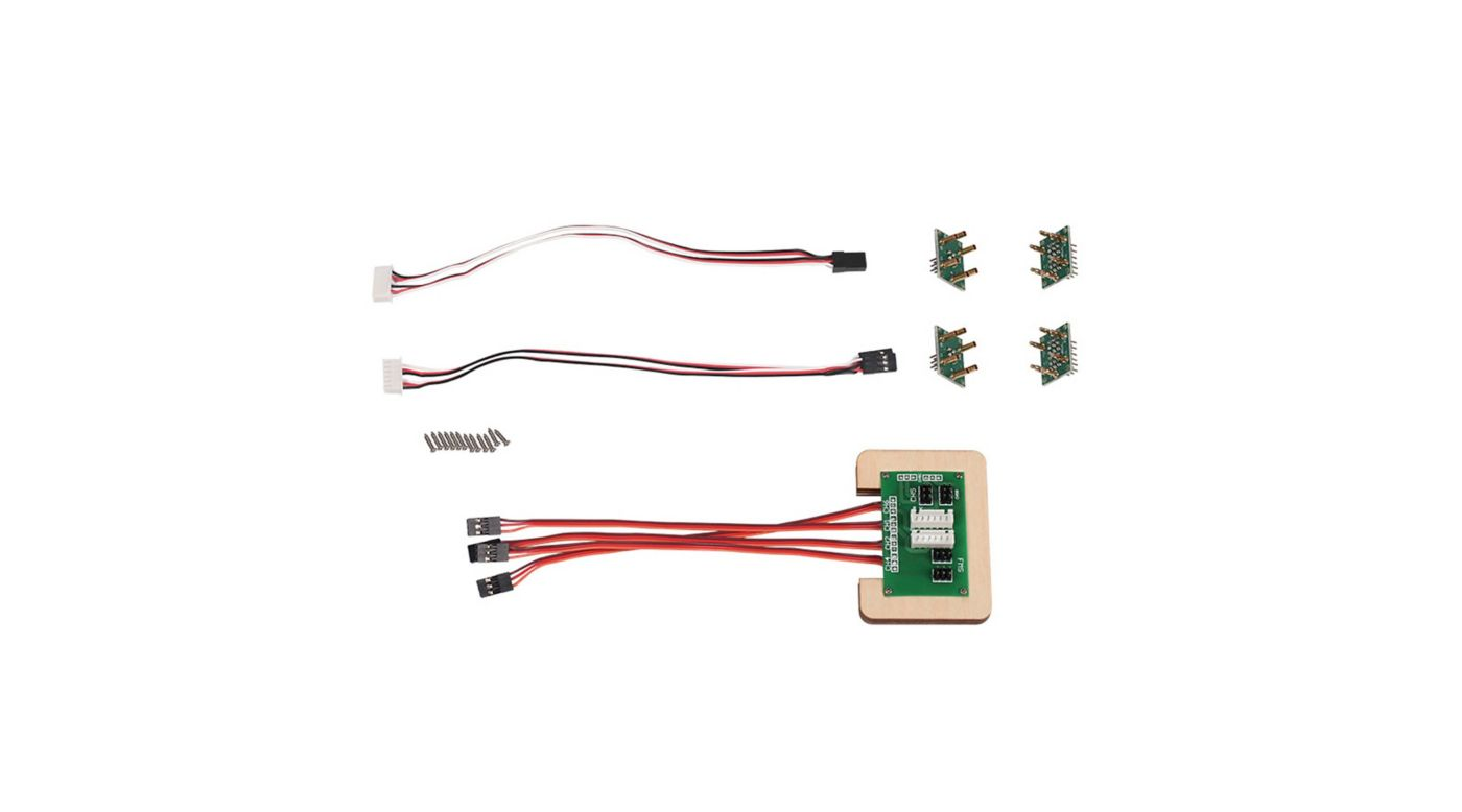 Image for Multi Connector System from HorizonHobby