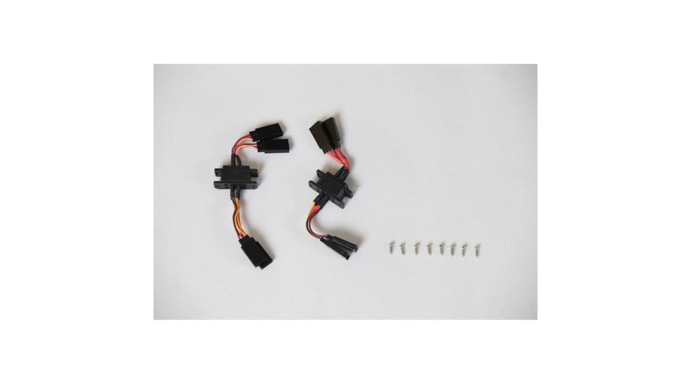 Image for Multi-Connector: Fox EP Glider, 3000mm from HorizonHobby