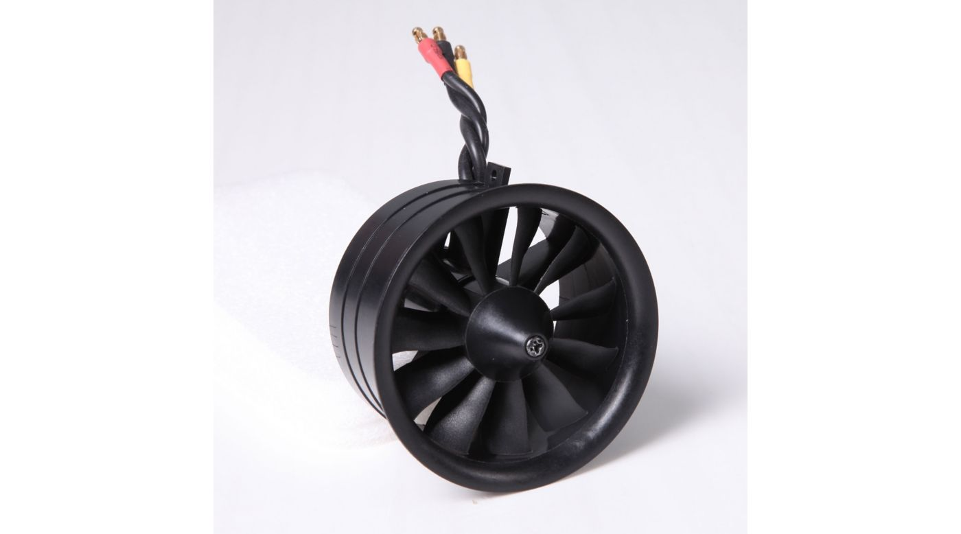 Image for Ducted Fan with KV3900 Motor, 64mm from HorizonHobby