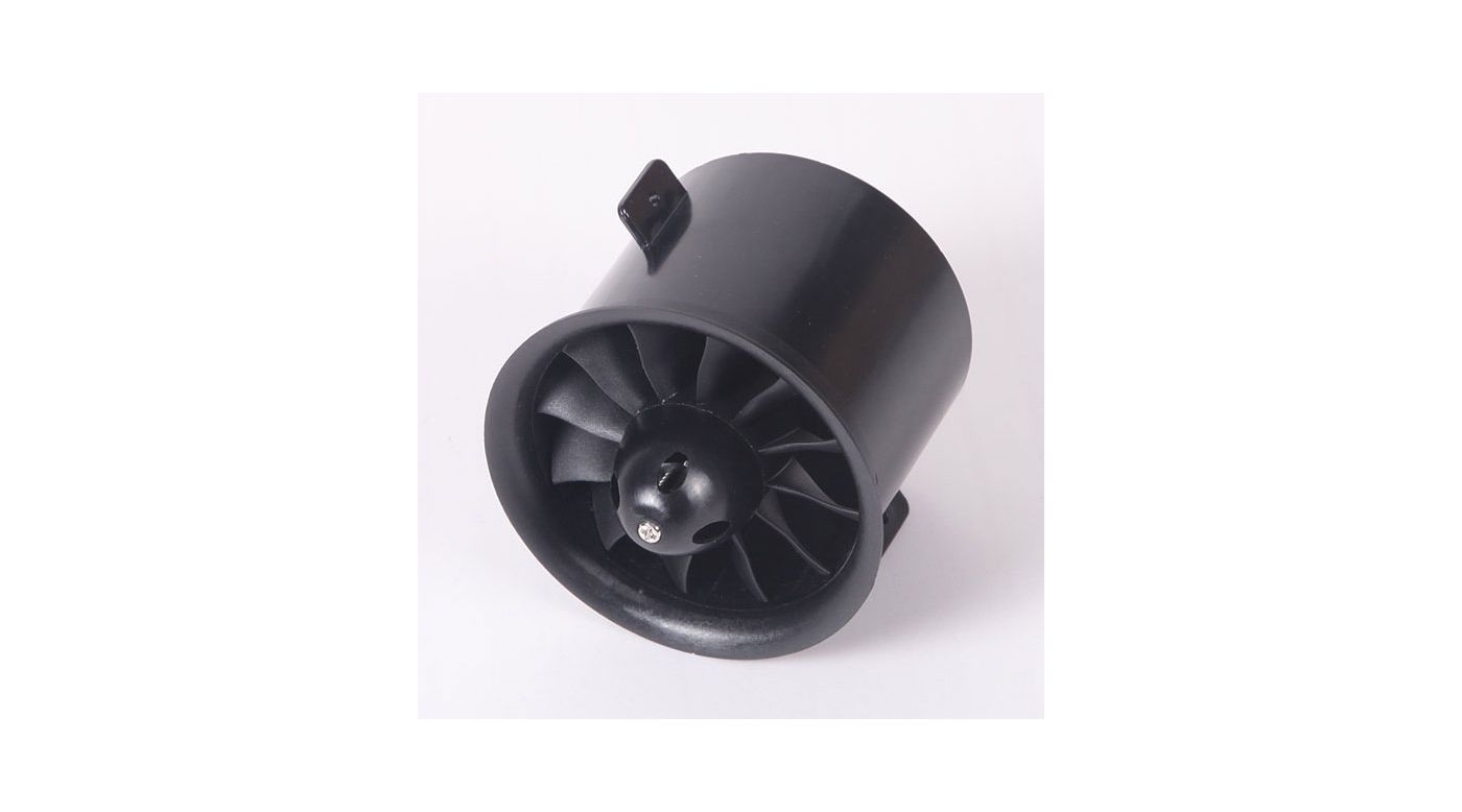 Image for 12-Blade Ducted Fan, 70mm from HorizonHobby