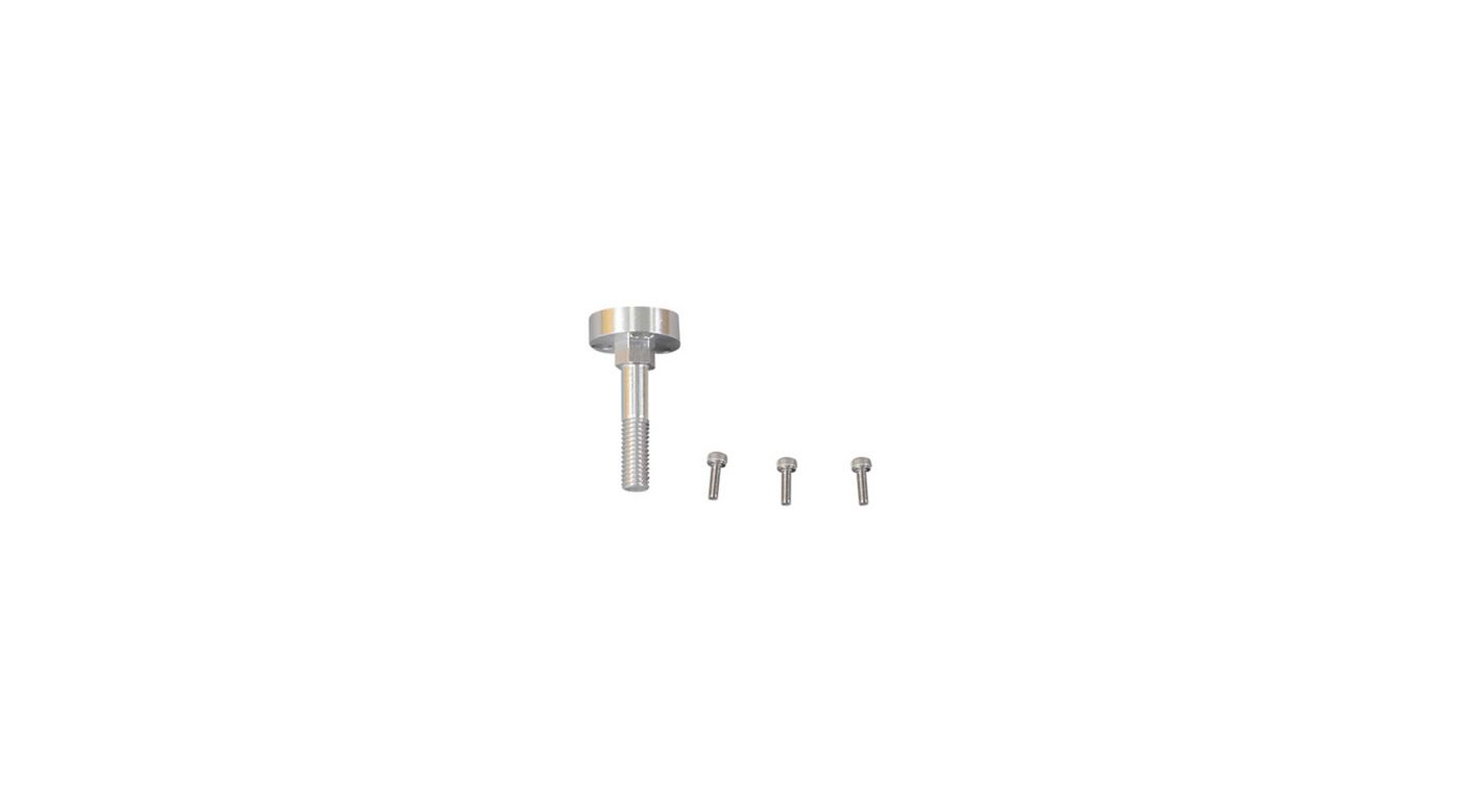 Image for 3136 Motor Shaft from HorizonHobby