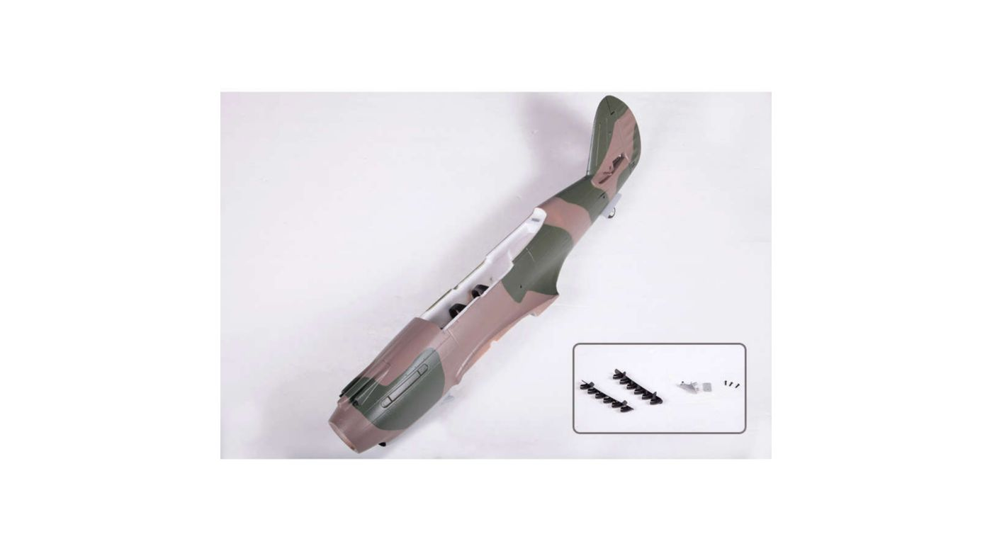 Image for Fuselage: 980mm P-40 from HorizonHobby