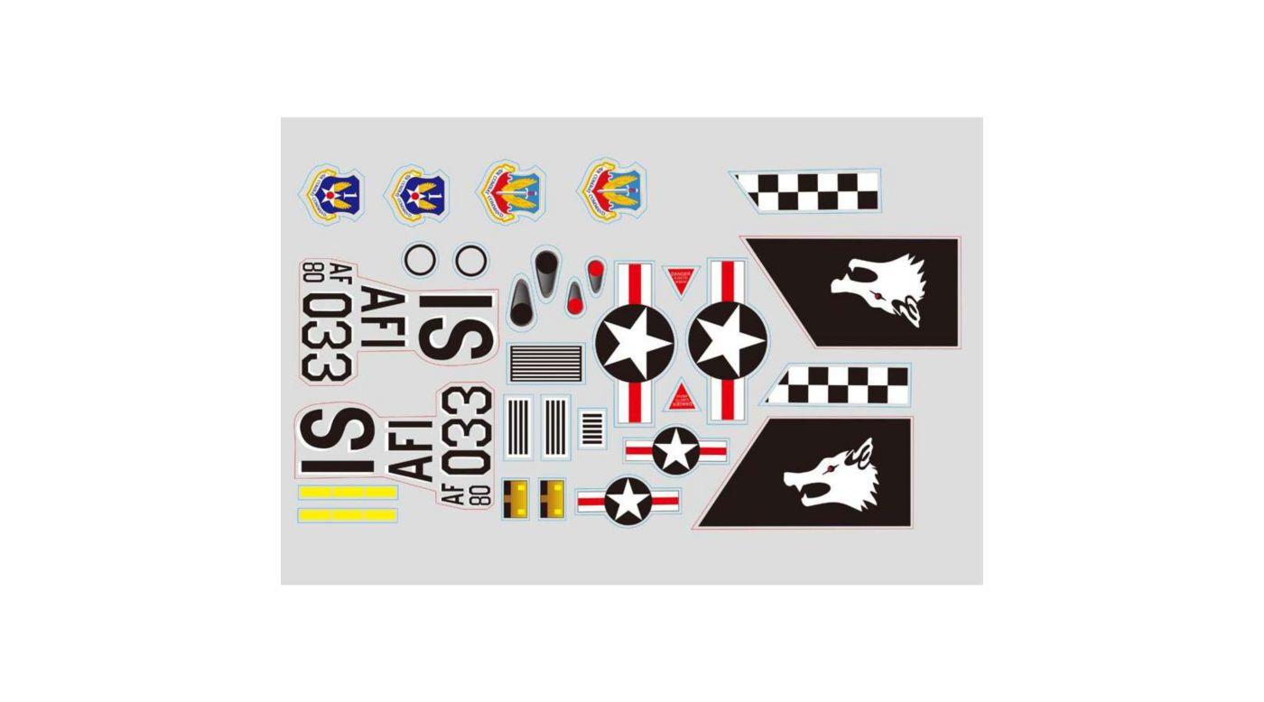 Image for Sticker: SC F-15 from HorizonHobby