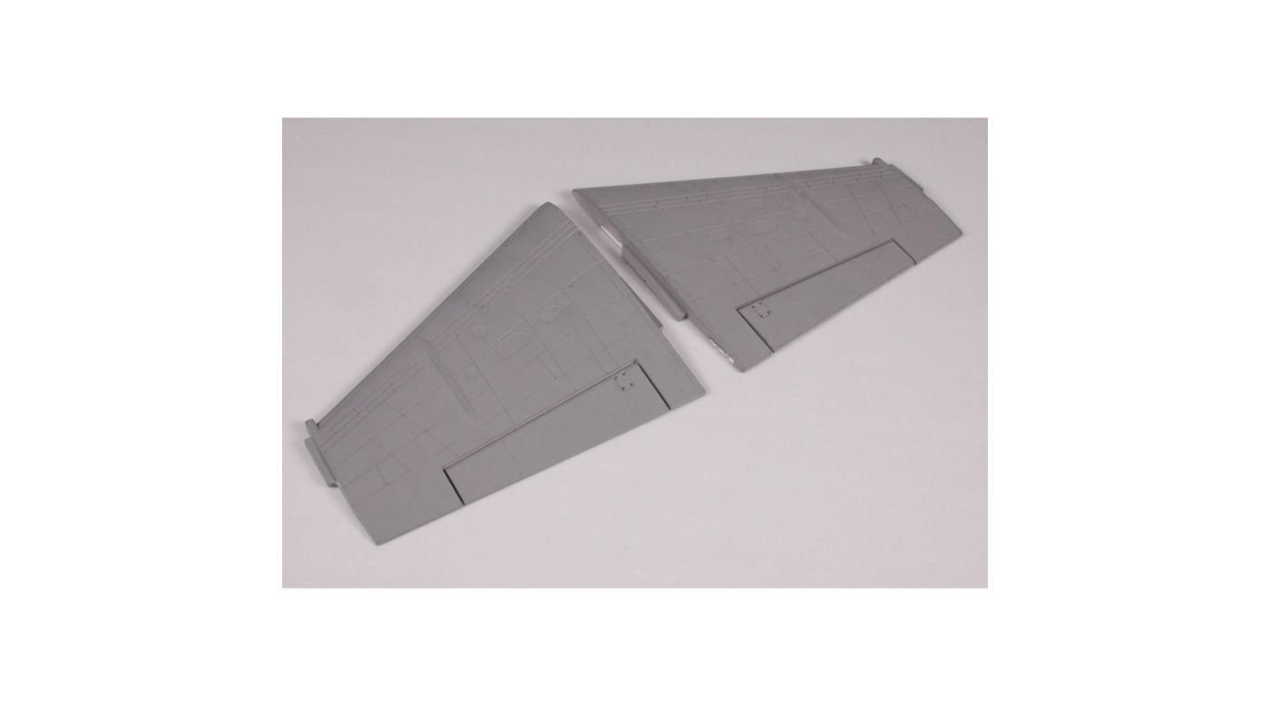 Image for Main Wing Set: F18 Grey EPH from HorizonHobby