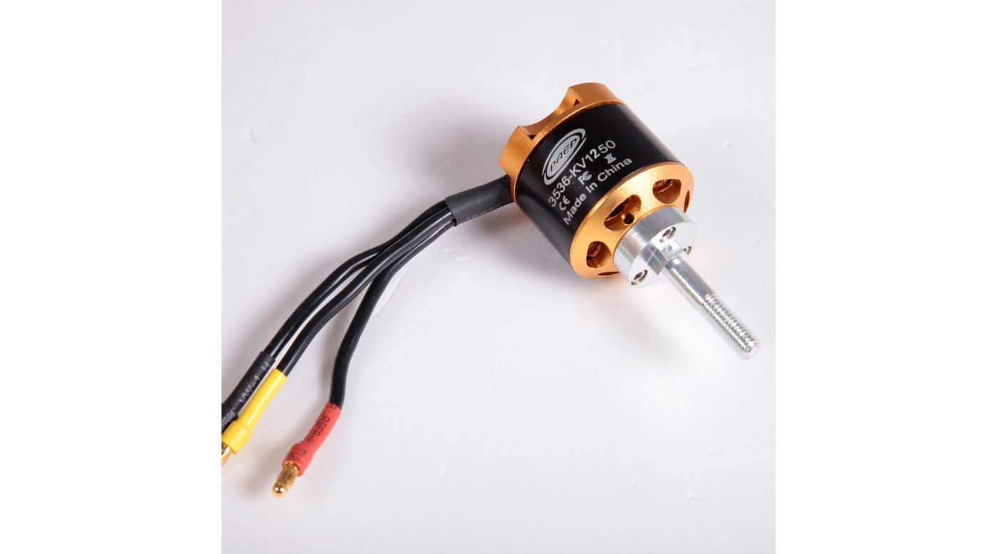 Image for 3536 Motor KV1250 from HorizonHobby