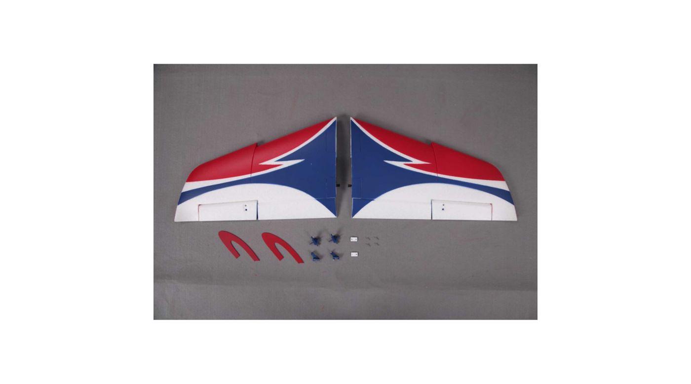 Image for Main Wing Set: Blue Avanti from HorizonHobby