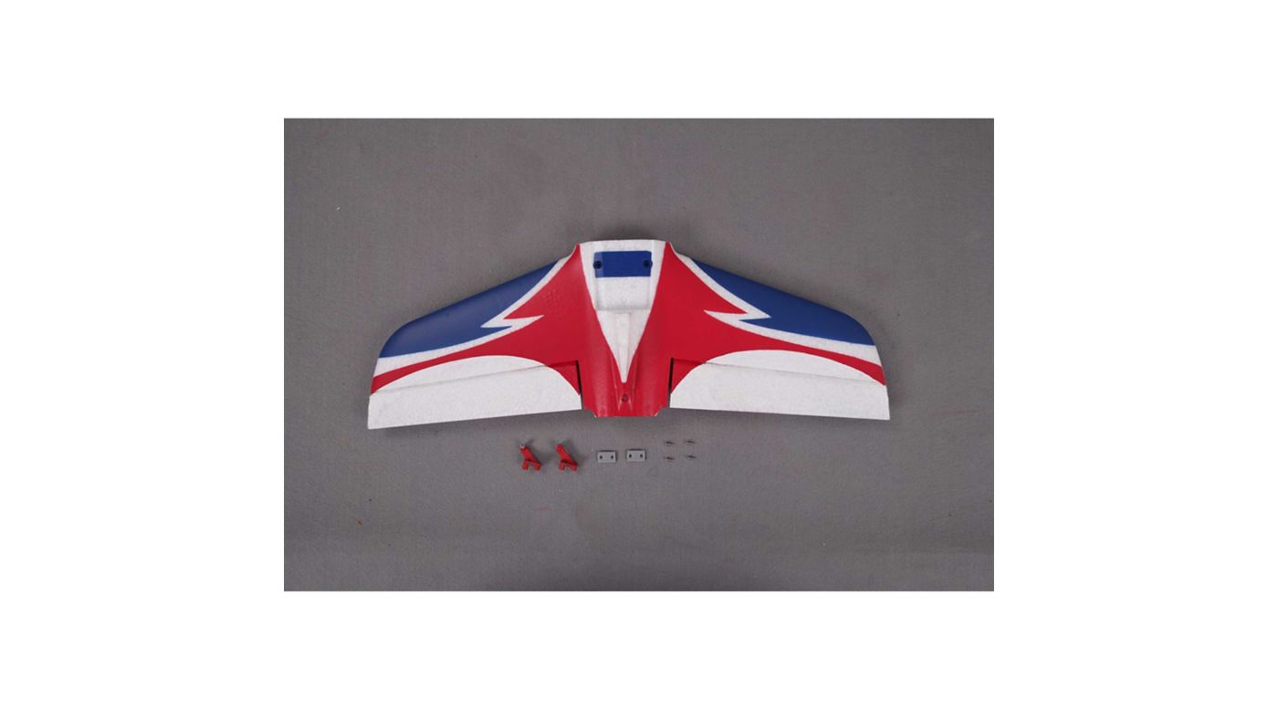 Image for Horizontal Stabilizer: Blue Avanti from HorizonHobby