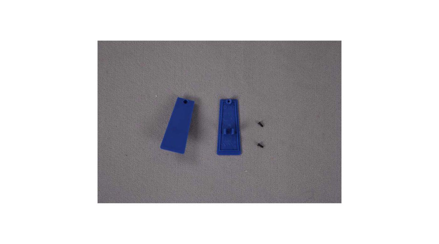 Image for Main Landing Gear Door: Blue Avanti from HorizonHobby