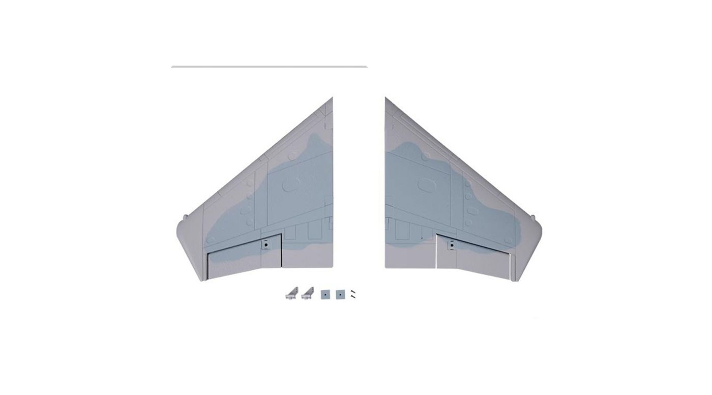 Image for Main Wing Set: F15 V2 from HorizonHobby