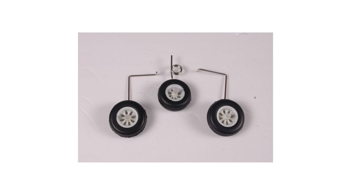 Image for Landing Gear Set: F15 V2 from HorizonHobby
