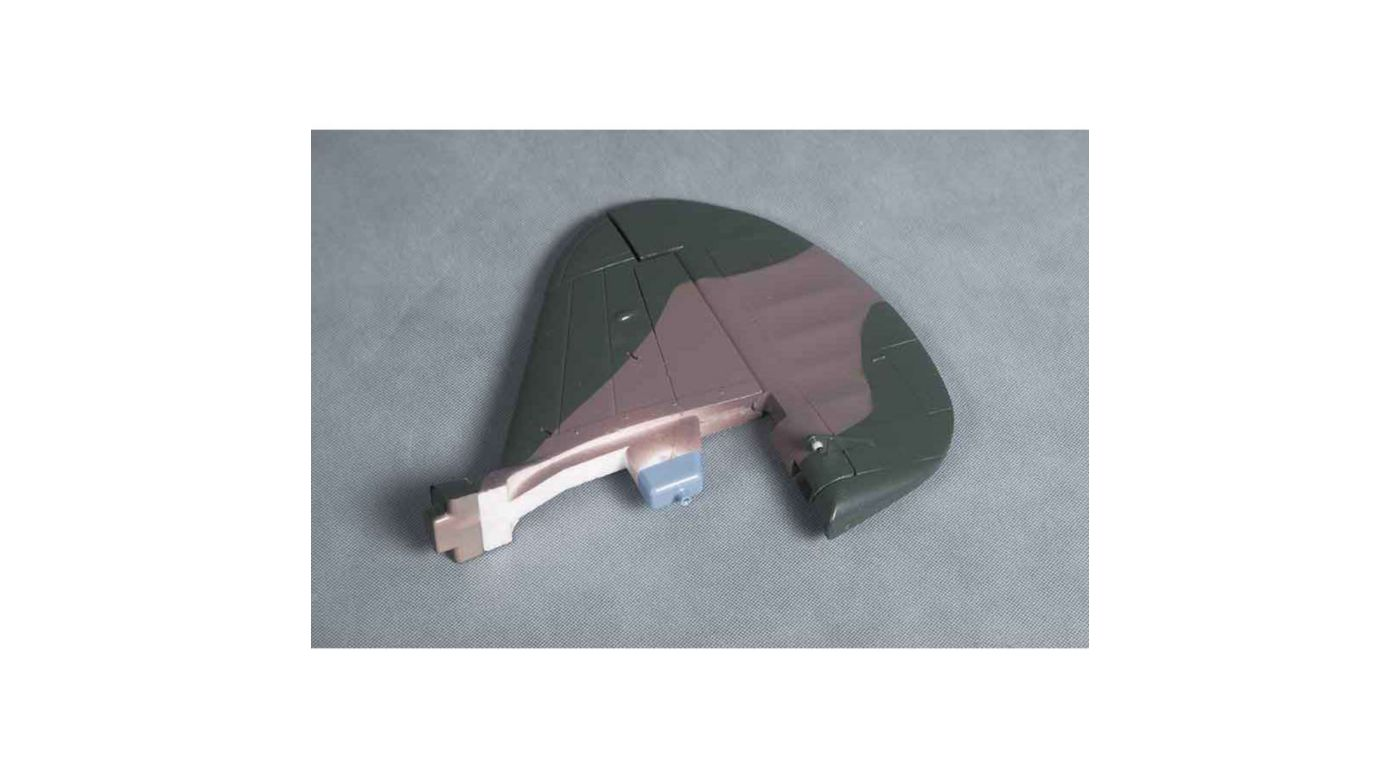 Image for Vert Stab  P-40B 1400mm from HorizonHobby