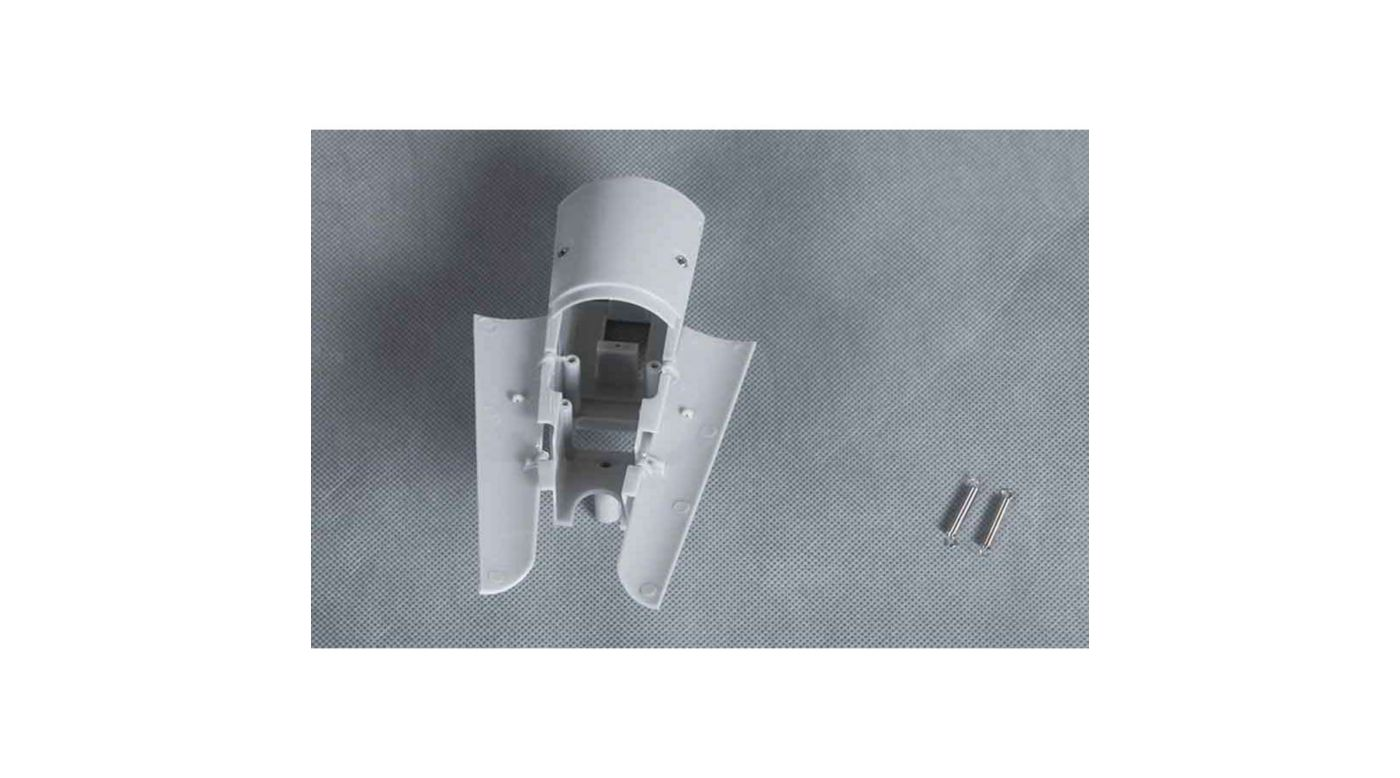 Image for Rear Gear Door  P-40B 1400mm from HorizonHobby