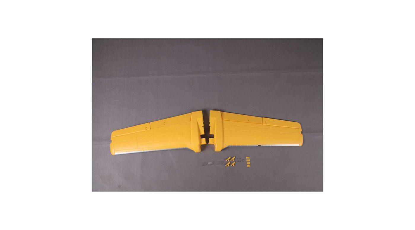 Image for Main Wing: T28 V4 1400m, Yellow from HorizonHobby