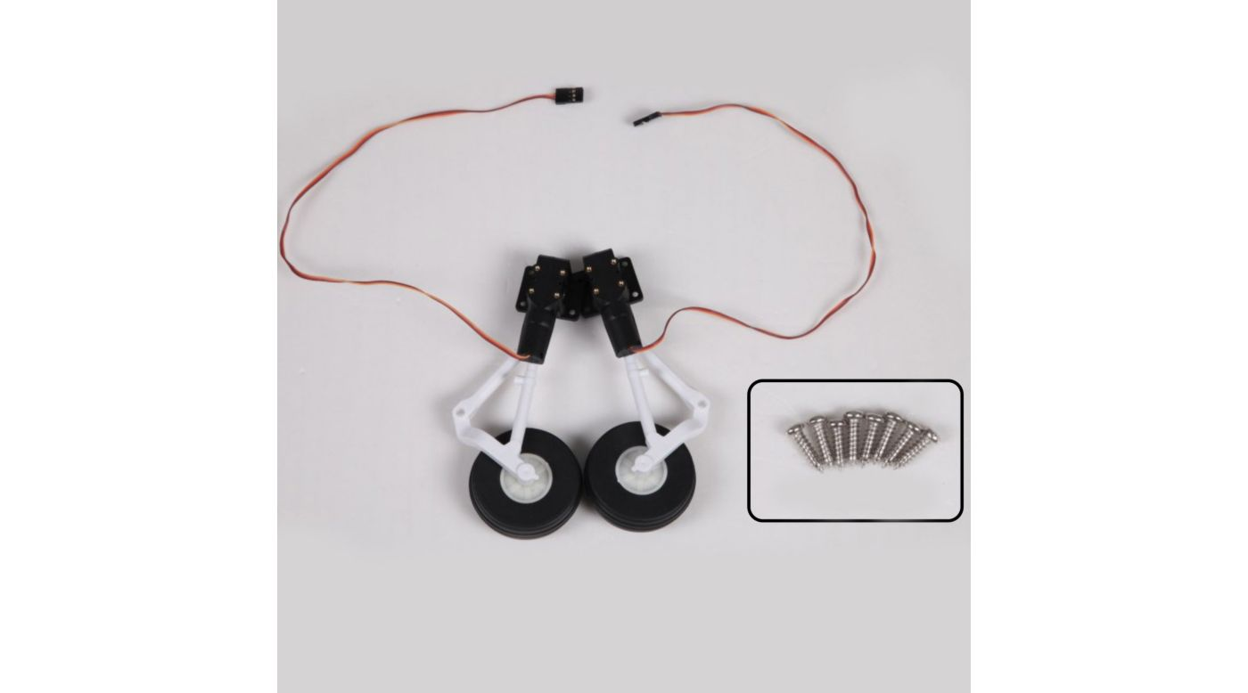 Image for Main Gear System: PC-21 1100mm from HorizonHobby