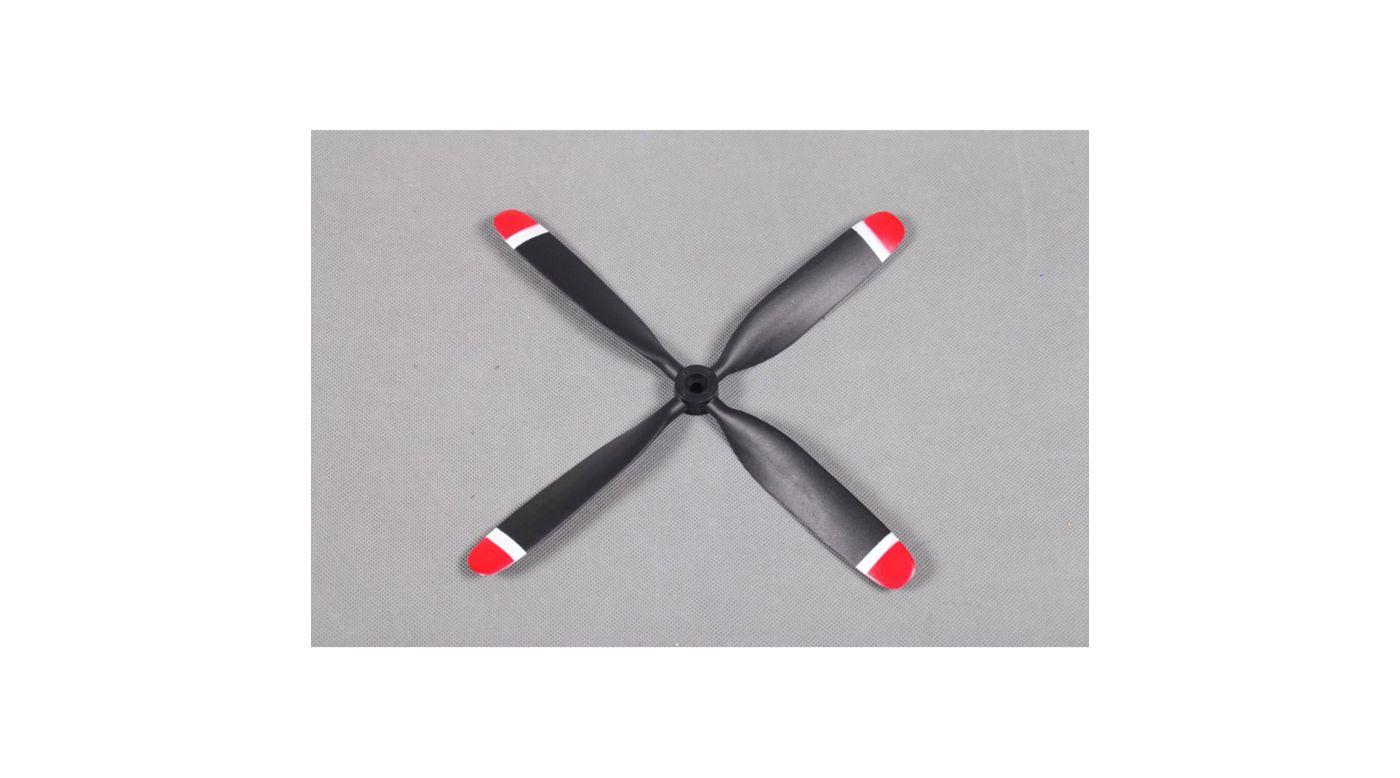 Image for Propeller, 10.5x8: 4-Blade: Critical Mass from HorizonHobby