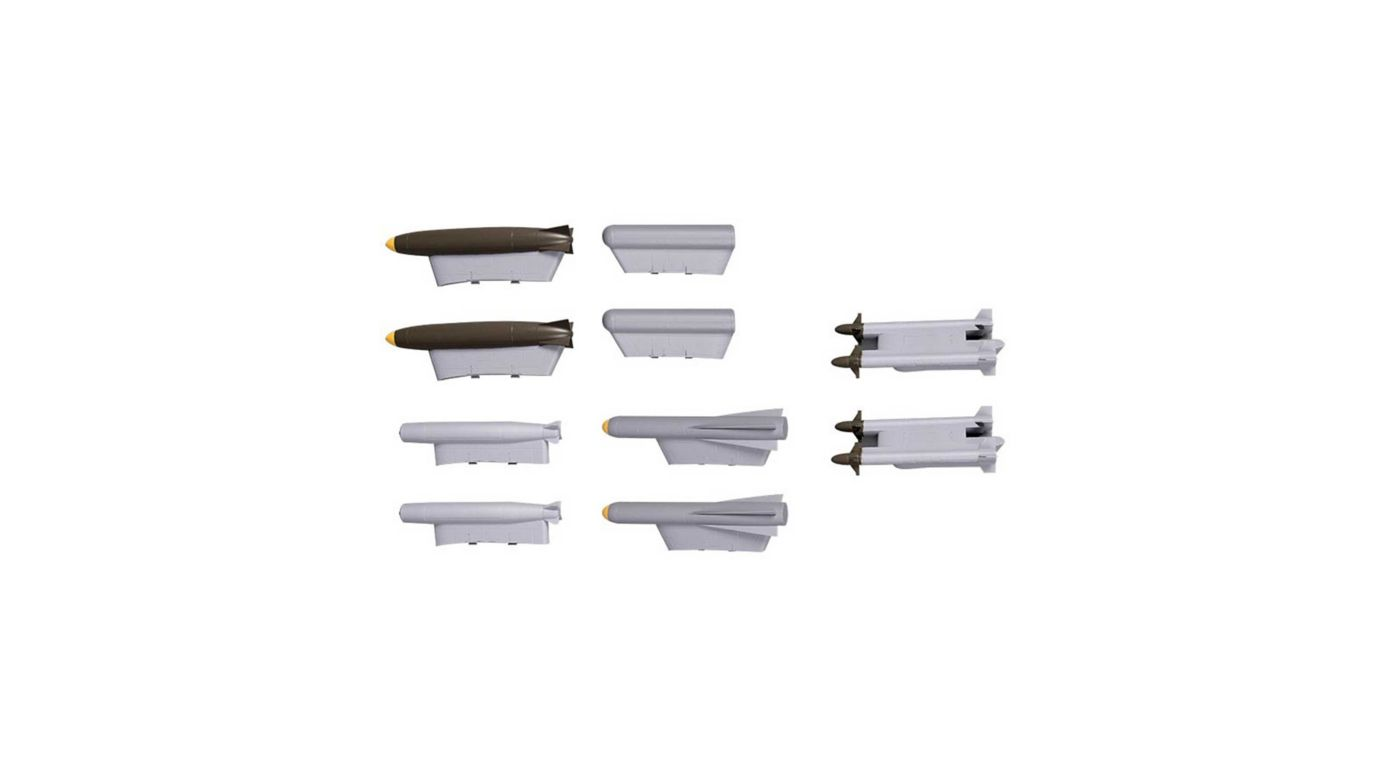 Image for Bomb-Missile Set:  A-10 1500mm from HorizonHobby