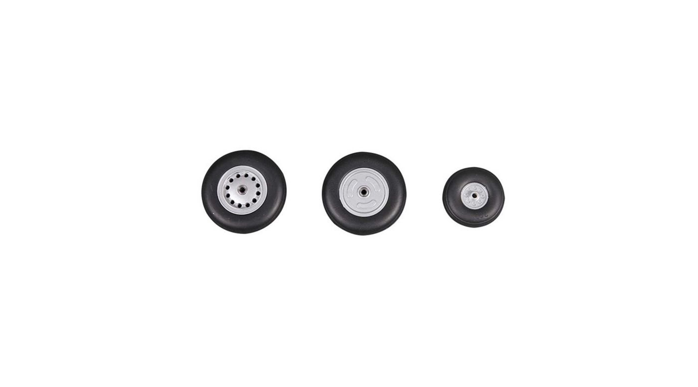 Image for Wheel Set:  A-10 1500mm from HorizonHobby