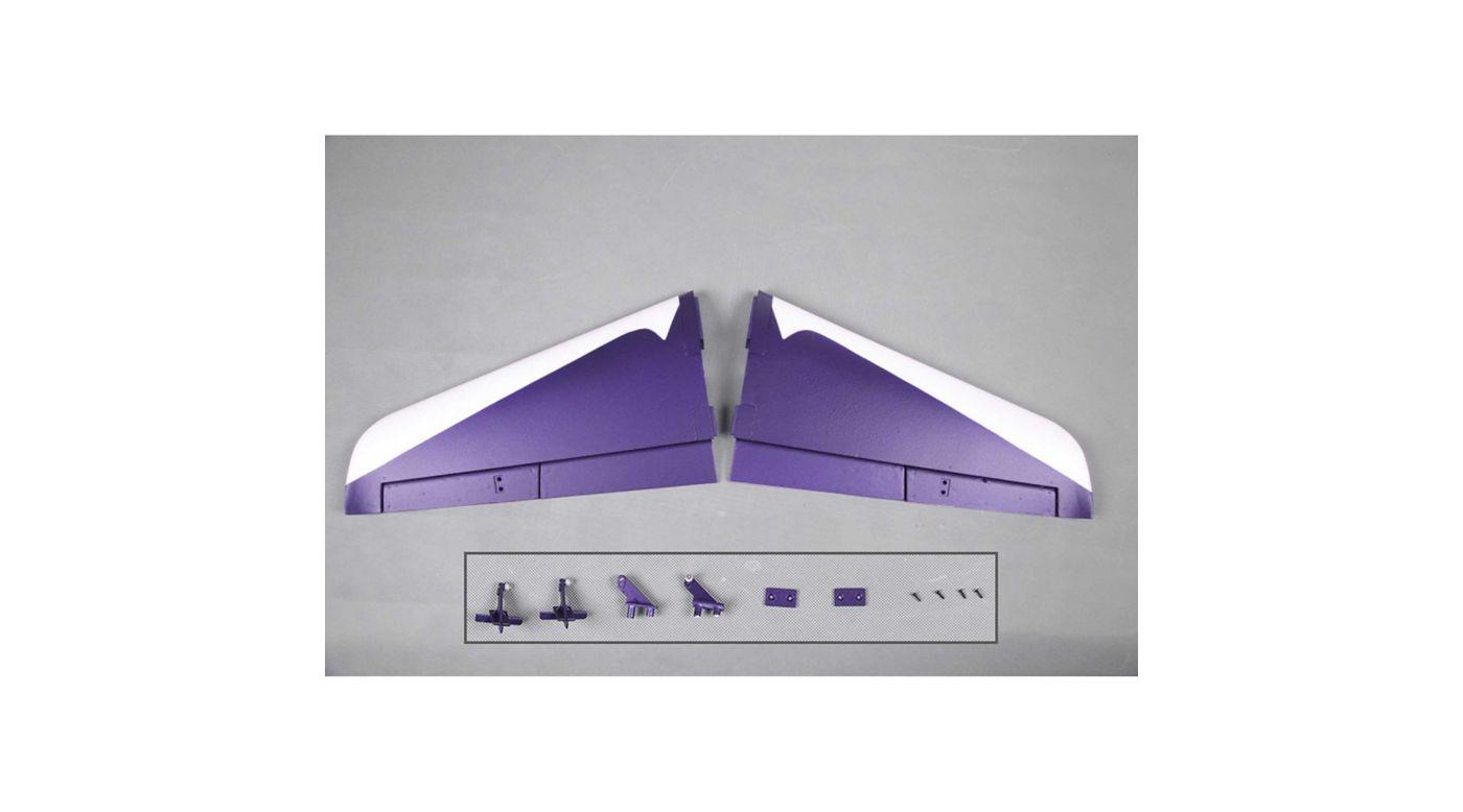 Image for Main Wing Set: Futura 1060mm Purple from HorizonHobby
