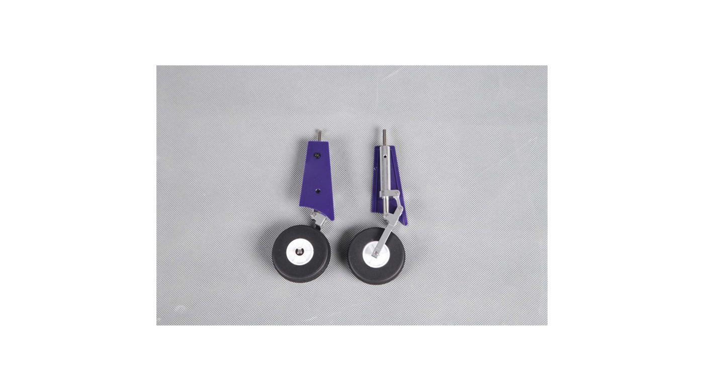 Image for Main Landing Gear: Futura 1060mm Purple from HorizonHobby