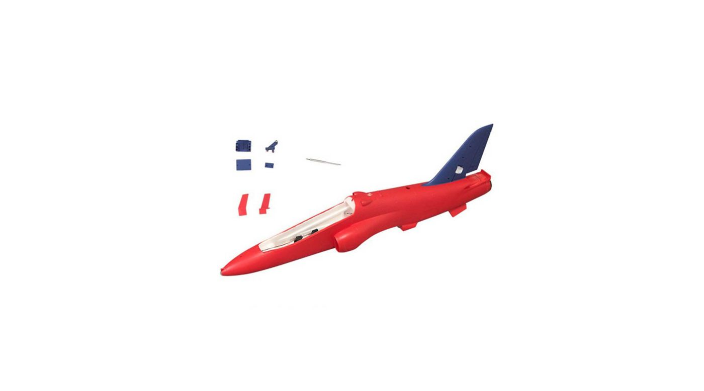 Image for Fuselage: Red Arrow 80mm from HorizonHobby