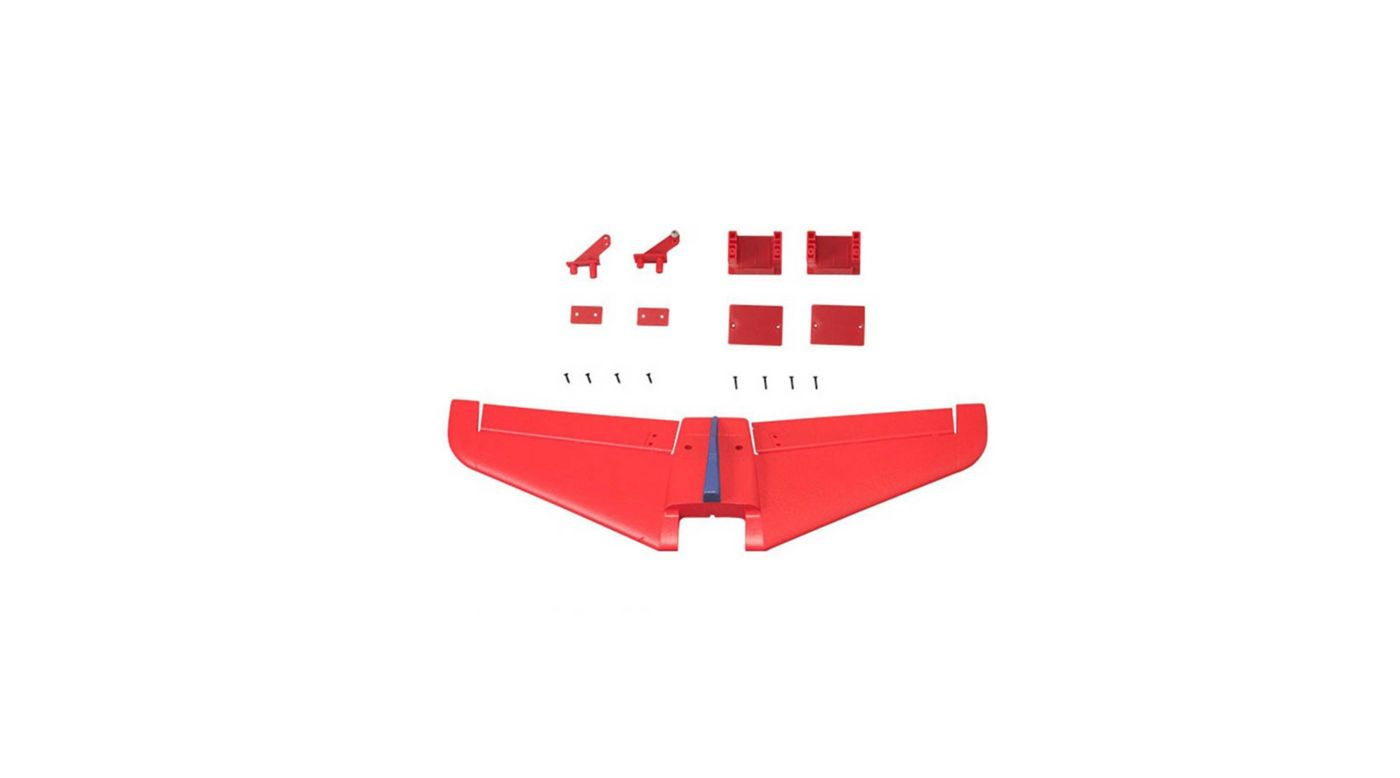 Image for Horizontal Stab: Red Arrow 80mm from HorizonHobby