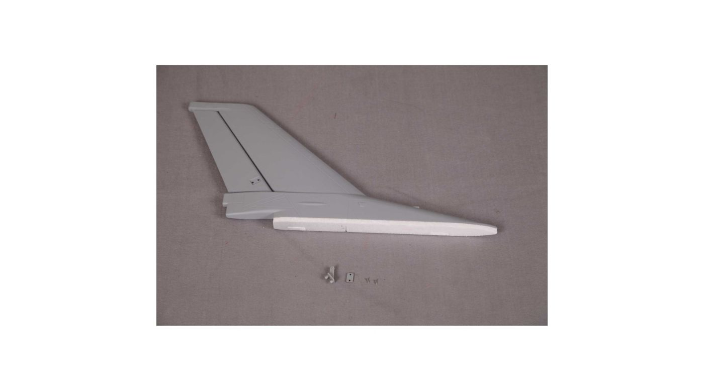 Image for Vertical Stabilizer: F-16C 70mm from HorizonHobby