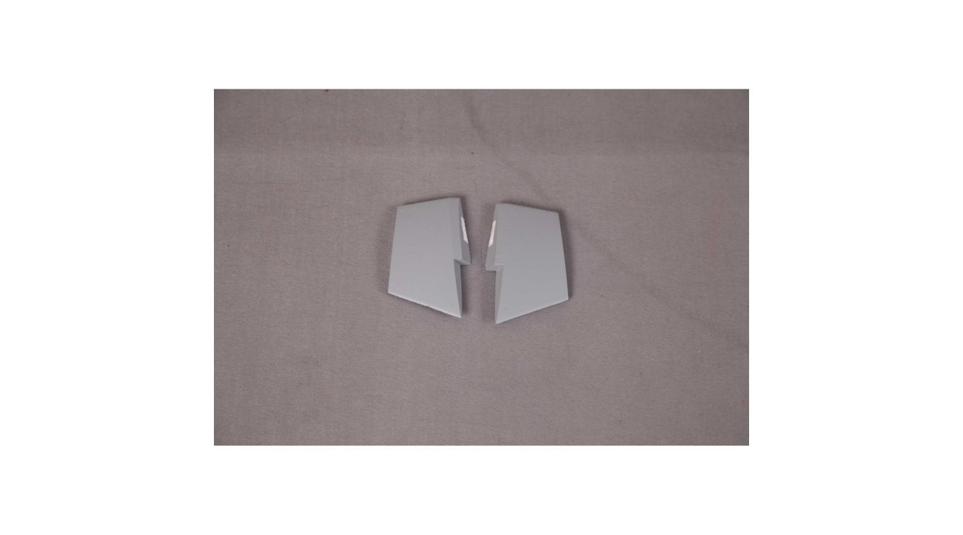 Image for Ventral Fin: F-16C 70mm from HorizonHobby