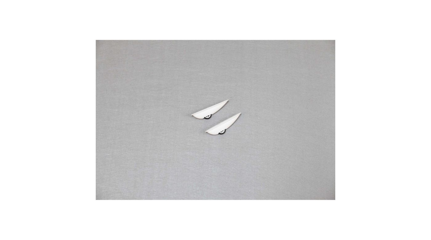 Image for Wing Wheel Set: Fox EP Glider, 3000mm from HorizonHobby