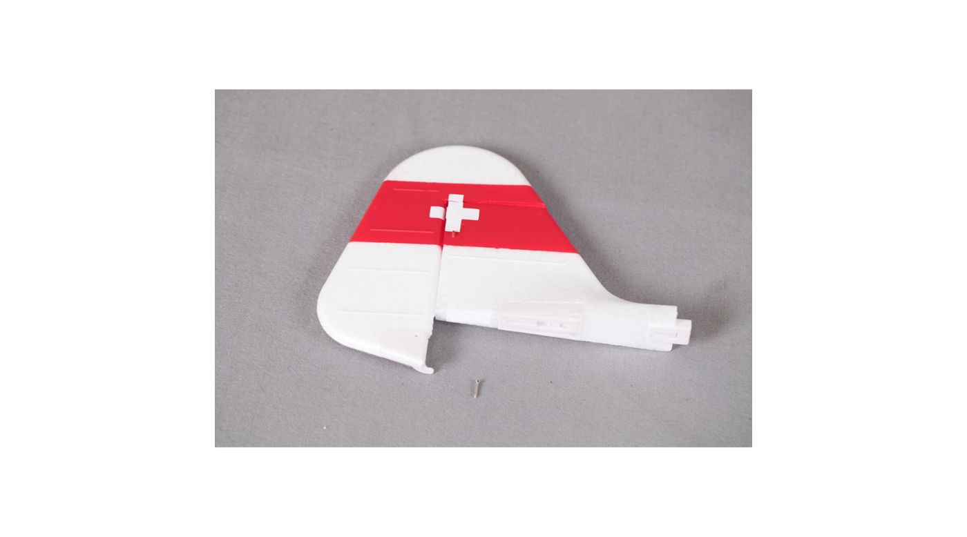 Image for Vertical Stabilizer and Rudder: J-3 Cub V3, 1400mm from HorizonHobby