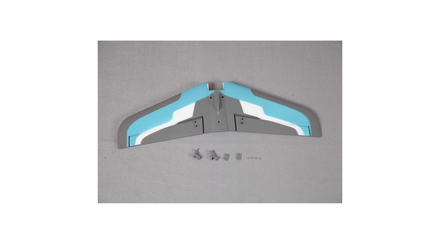 Image for Horizontal Stabilizer: Futura V2 80mm EDF from HorizonHobby
