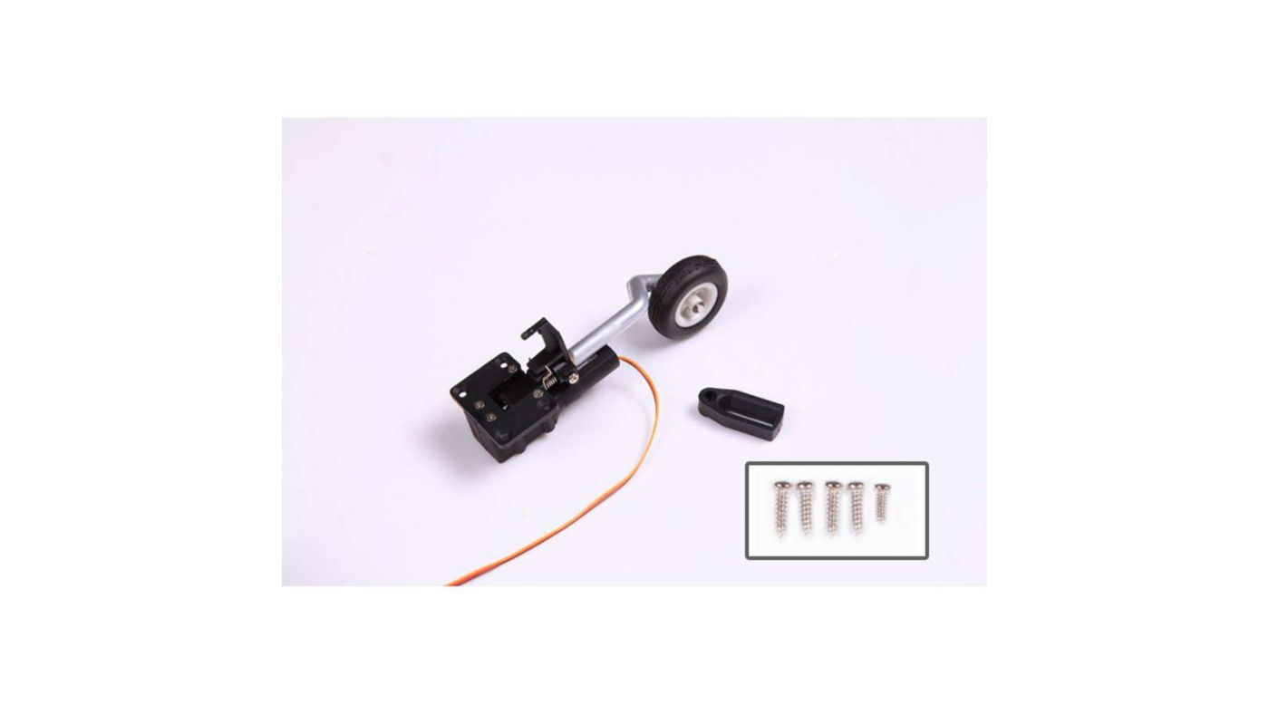 Image for E-Retract System Rear  P51D 1700mm from HorizonHobby