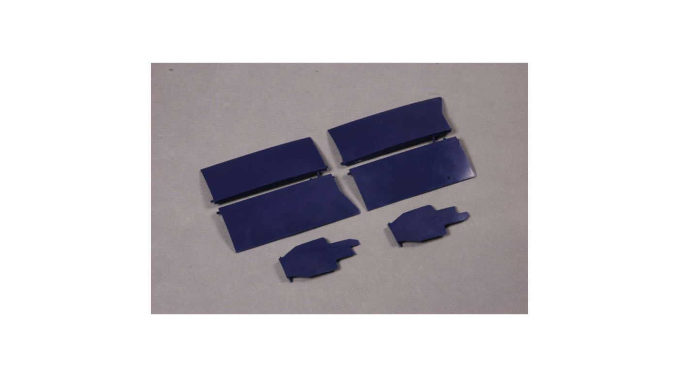 Image for Fr Hatch Cover Blue  F4U 1700mm from HorizonHobby