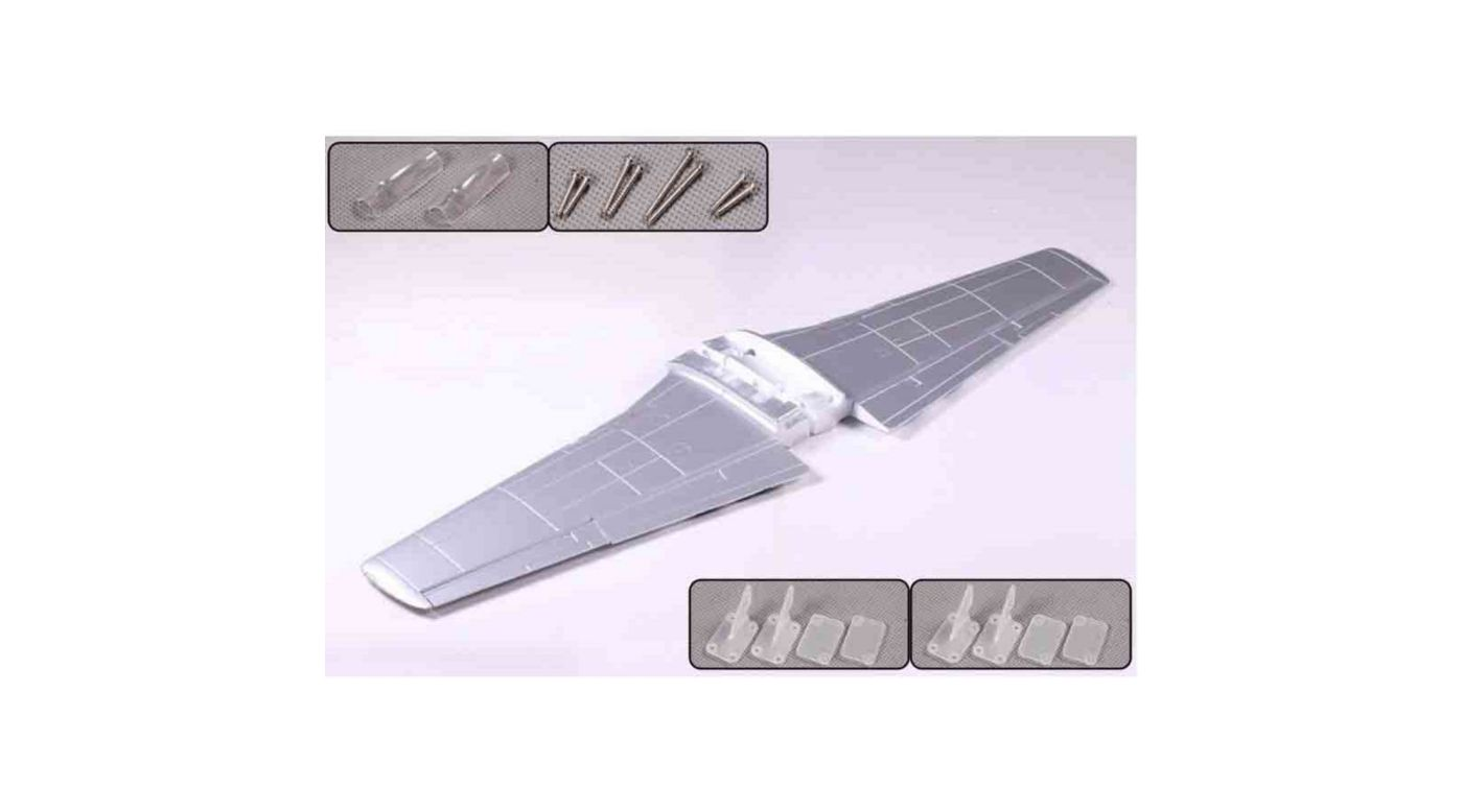 Image for Wing  P51D BBD 1400mm from HorizonHobby