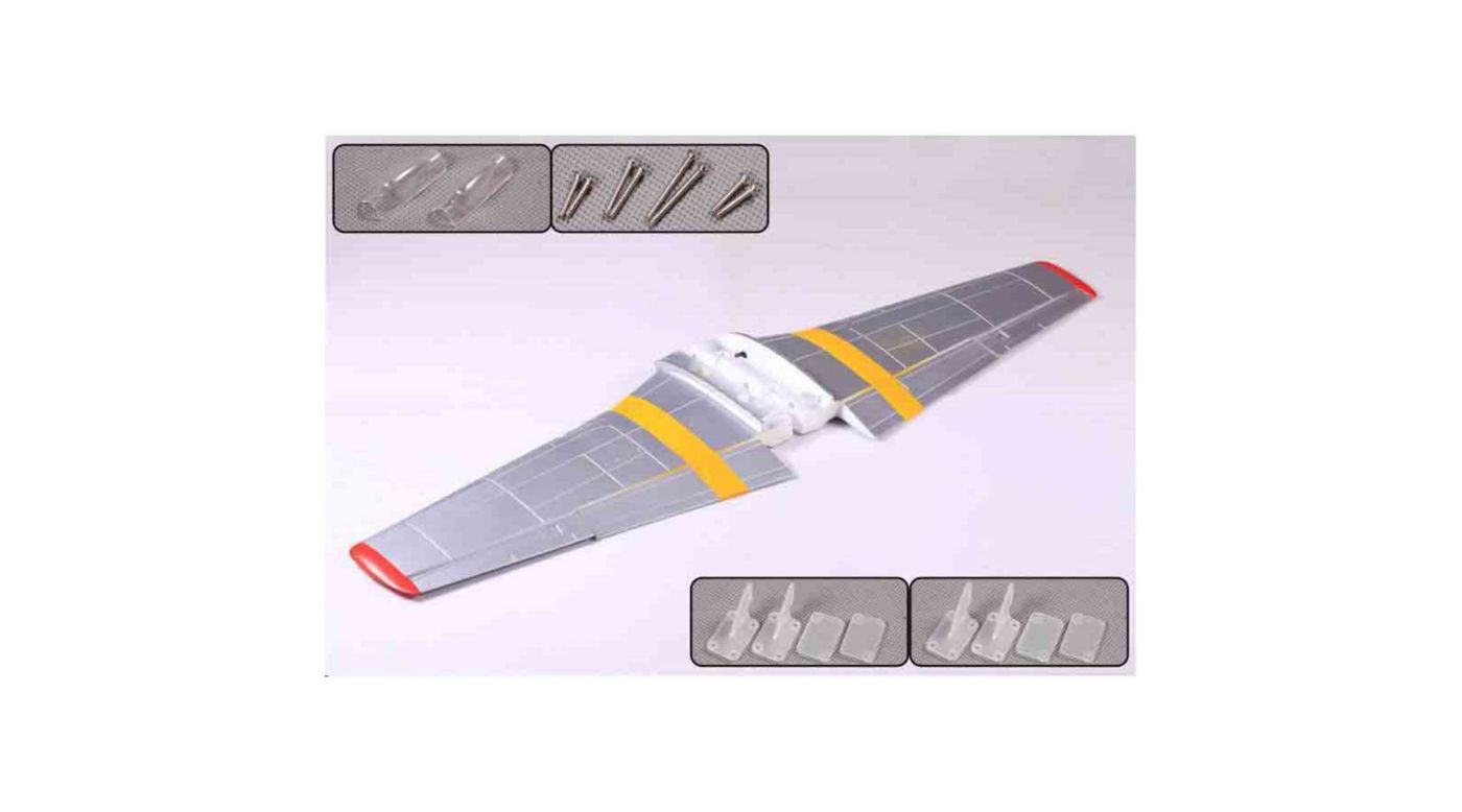 Image for Wing  P51D Red Tail 1400mm from HorizonHobby