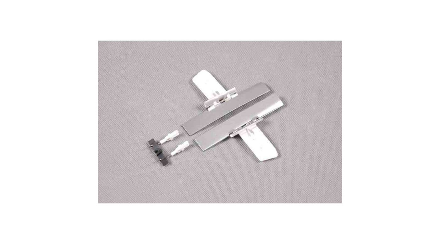 Image for Rear Door  P51D Red Tail 1400mm V7 from HorizonHobby