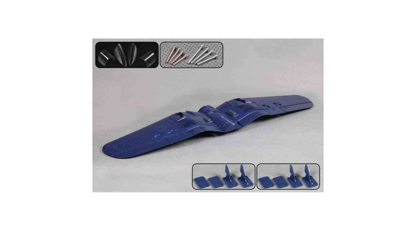 Image for Main Wing Blue  F4U-4 1400mm from HorizonHobby